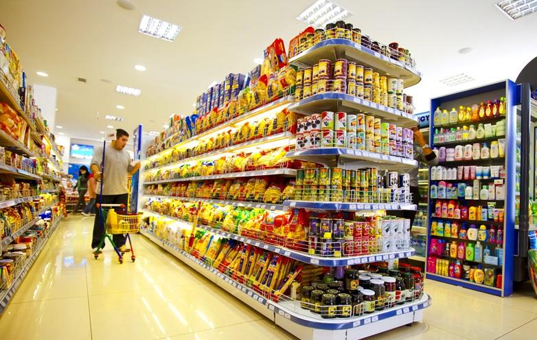 Denník nakupujúceho v supermarkete