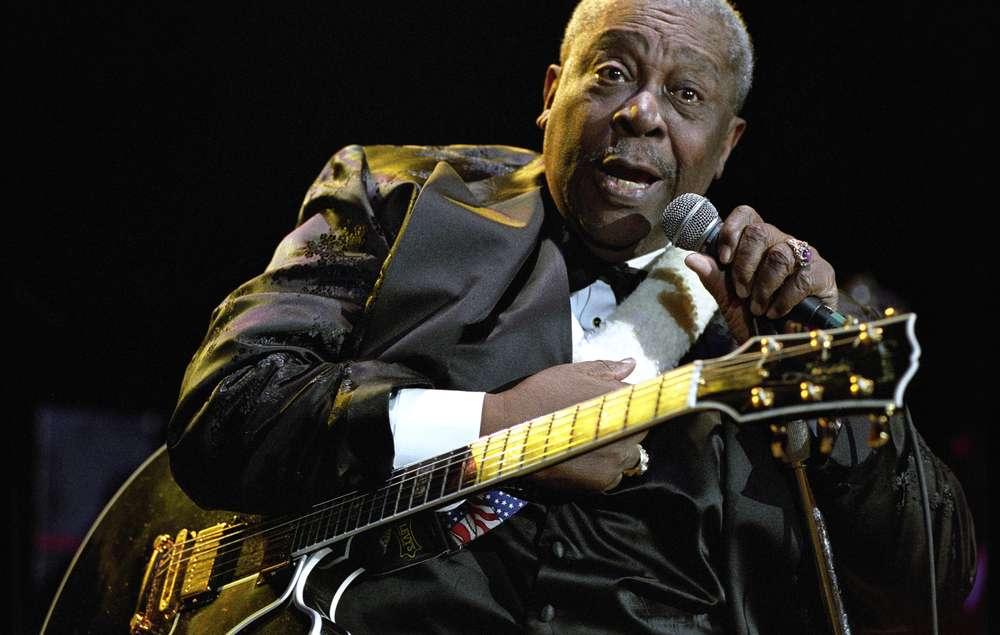 B.B. King – najslávnejšia bluesová legenda