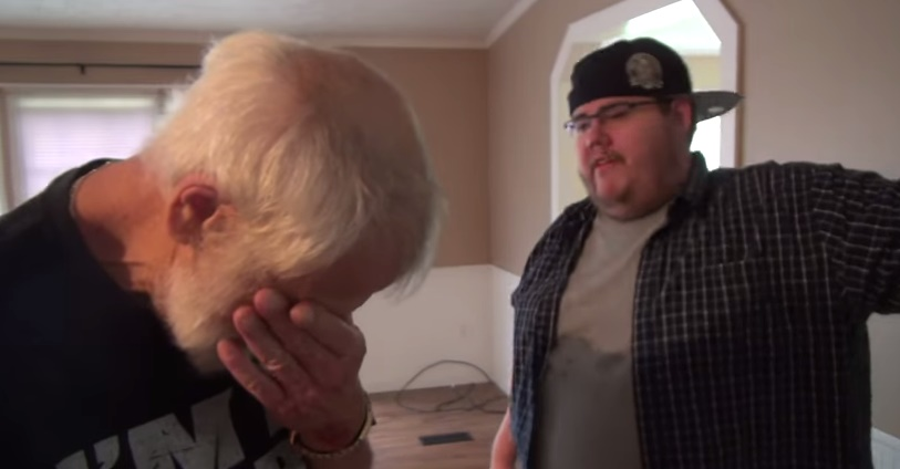 Neuveriteľné prekvapenie pre otca! Mal vyberať dom pre syna, no pravda bola iná!
