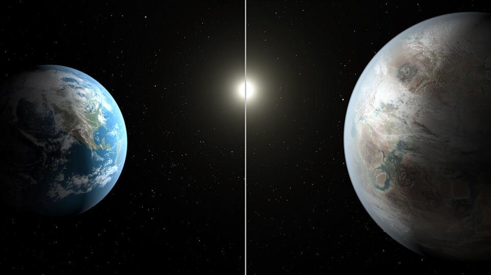 AKTUÁLNE: NASA OBJAVILA DRUHÚ ZEM! Podmienky na život sú vraj podobné ako u nás! Existujú mimozemšťania?