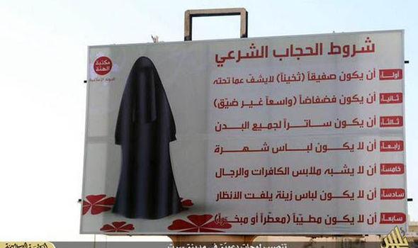 7 krutých pravidiel pre islamské ženy!