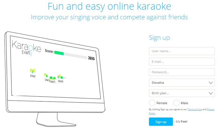 Zaspievaj si na Karaoke Party a zisti ako si na tom!