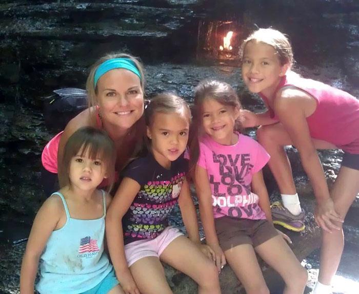 Matka štyroch detí zomrela na rakovinu mozgu, toto bolo jej posledné želanie!