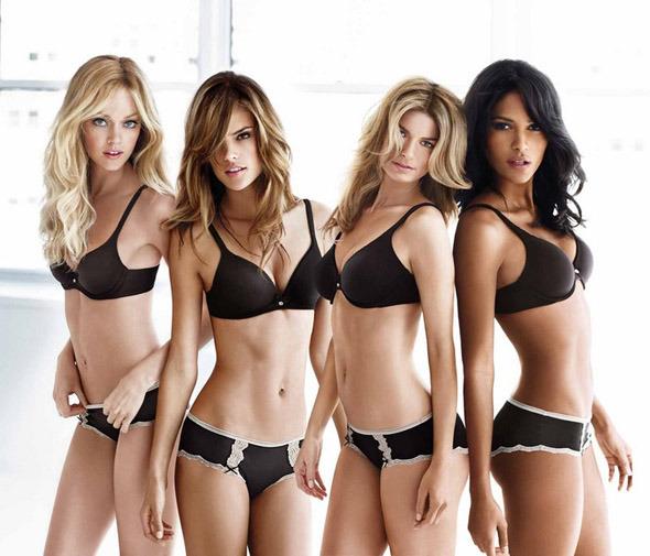 Najsexi modelky sveta 2015
