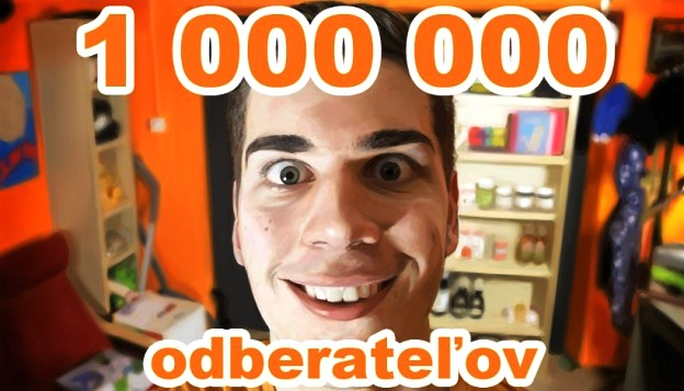Prázdniny sú na konci. Na toto leto však youtuber GoGo NEZABUDNE! Dostal sa k miliónu!
