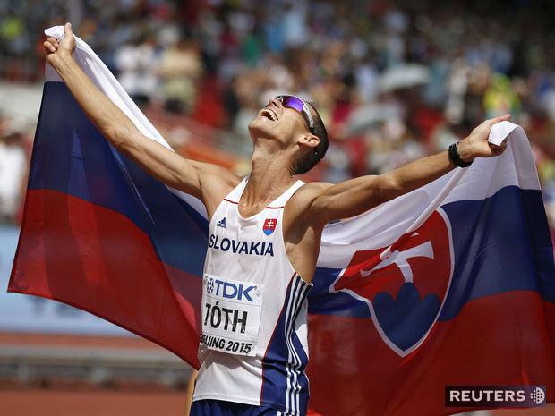 Fantázia, Matej Tóth získal v Pekingu zlato!