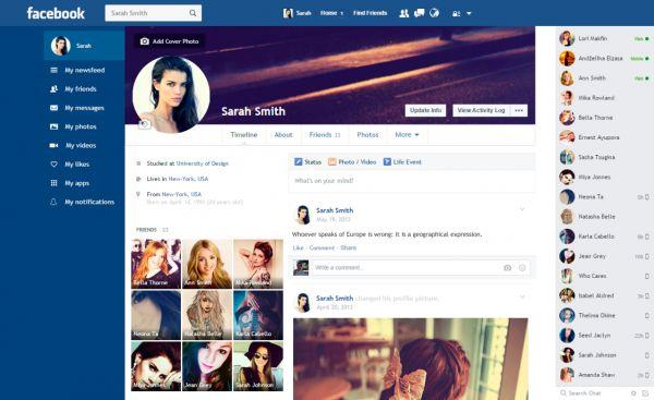 Facebook bez reklamy a rýchlejší! Kvôli jednému človeku je tu nový vzhľad!