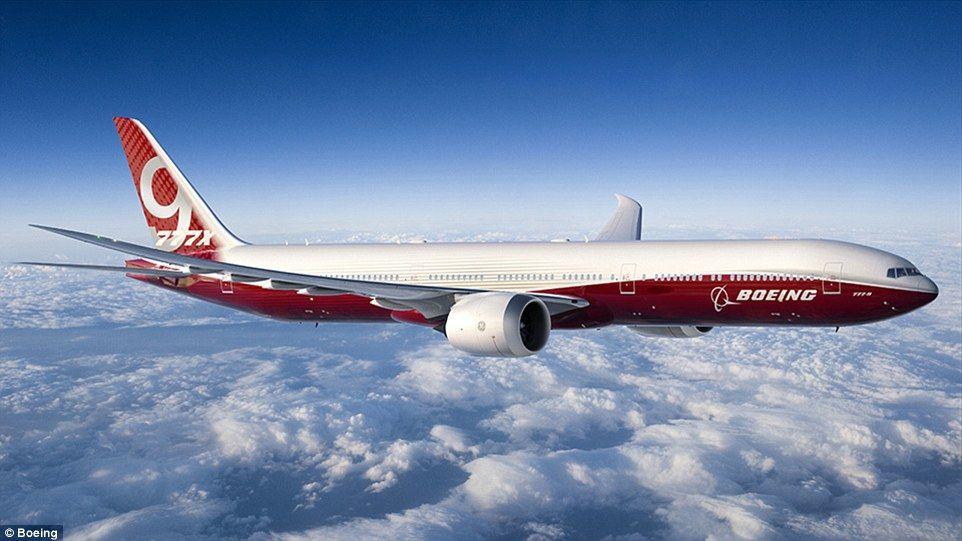 Boeing odhaľuje svoje najväčšie lietadlo v histórii!
