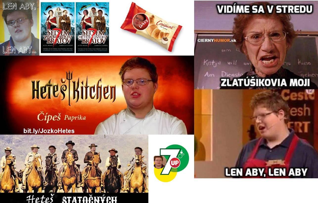 Jožko Heteš – internetová hviezda roka 2015!