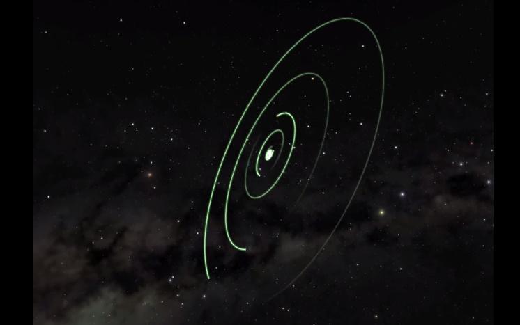 Je niekoľko obdivuhodných videí, no tieto zábery na Zem a vesmír Ťa nadchnú určite!