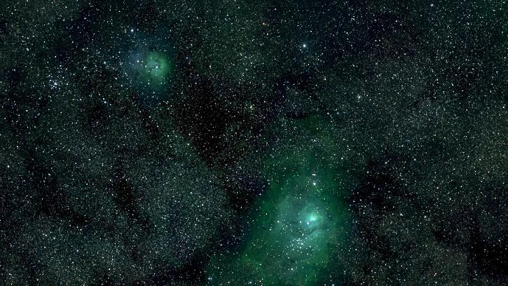 Pozrite sa na nekonečný vesmír priamo zo svojho počítača.