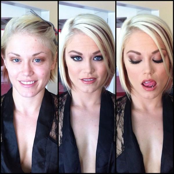 Sú to vôbec ony?! Známe herečky z péčka sa ukázali bez make-upu