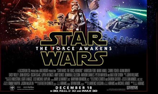 Očakávaný Star Wars už má svoj oficiálny plagát a trailer!