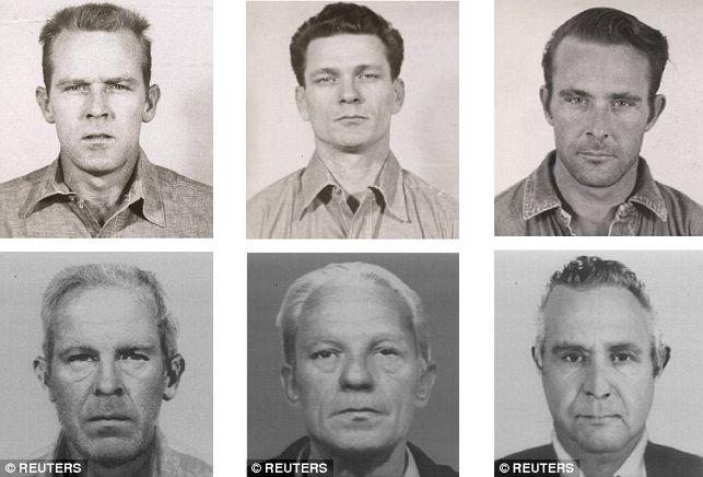 Väzni, ktorí unikli z väznice Alcatraz v roku 1962 by mohli byť podľa príbuzných nažive!