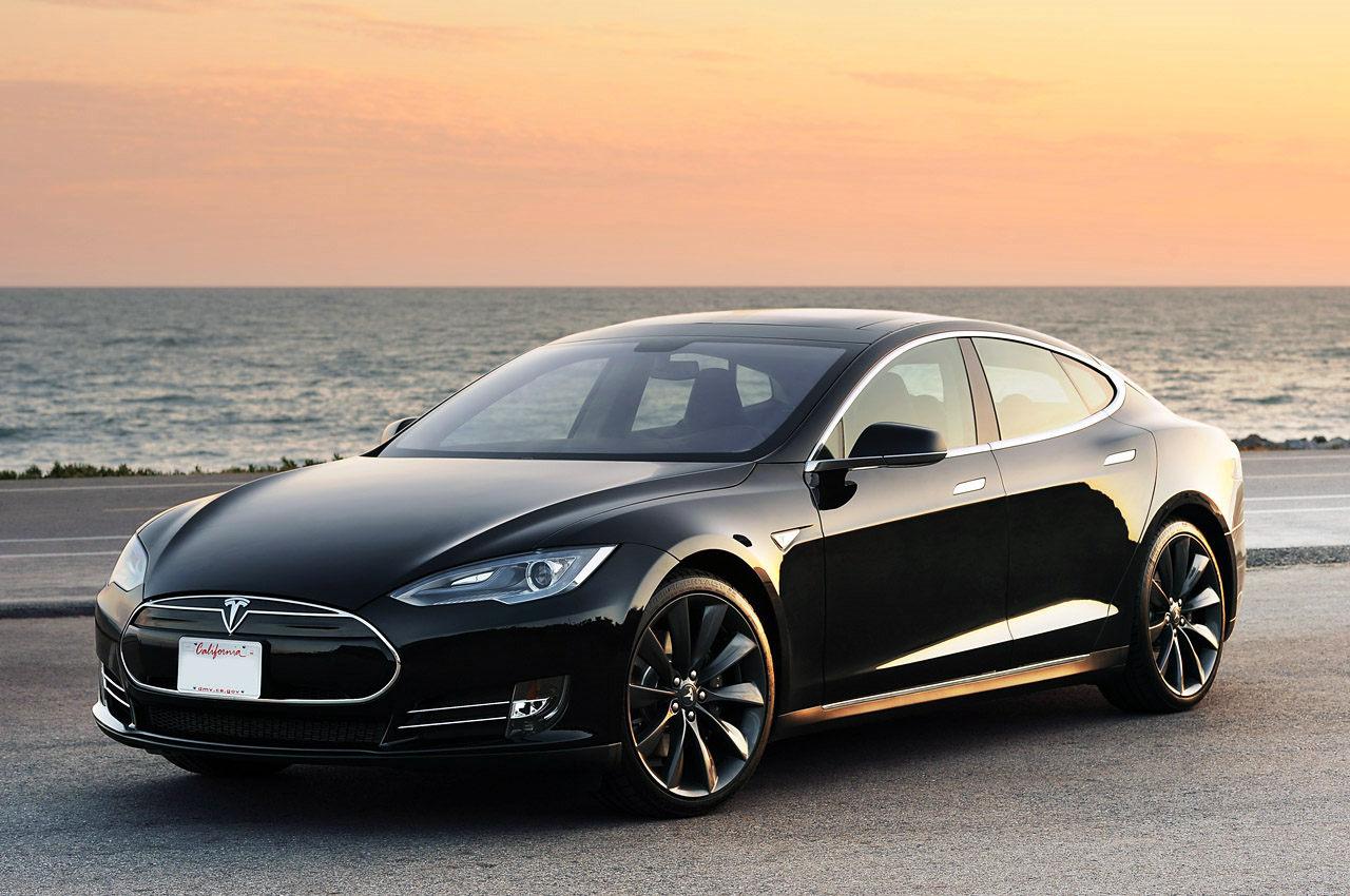 Nový model Tesla S