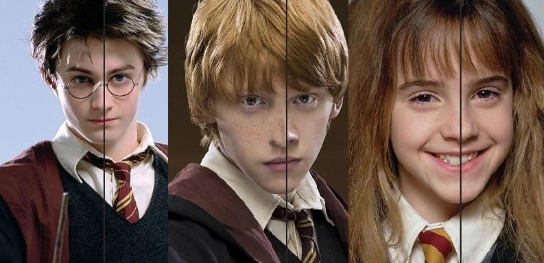 Ako by vyzerali postavy z Harryho Pottera, keby sa filmári riadili knihou?