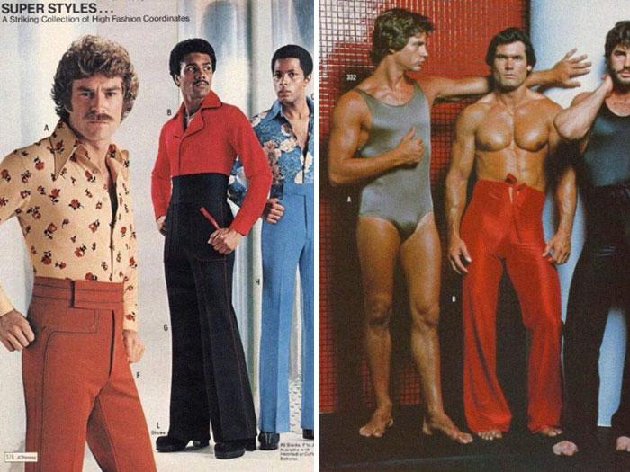 Čo to do čerta je? Pozrite sa na tieto módne skvosty minulého storočia! :O