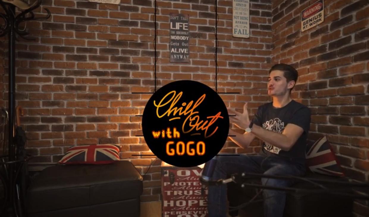 Sleduj prvý diel Gogovej Chill Out Talkshow s Andym Krausom!