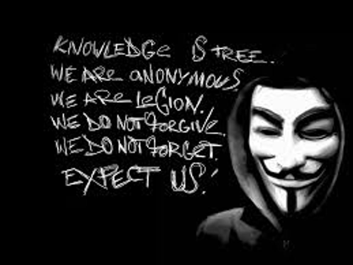 Hackeri Anonymous odhalili mená súvisiace s ISIS!
