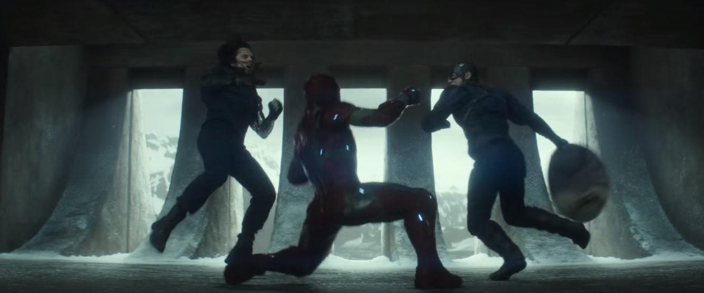 Prvý trailer k filmu Captain America: Civil War! Nabitý akciou a plný napätia!