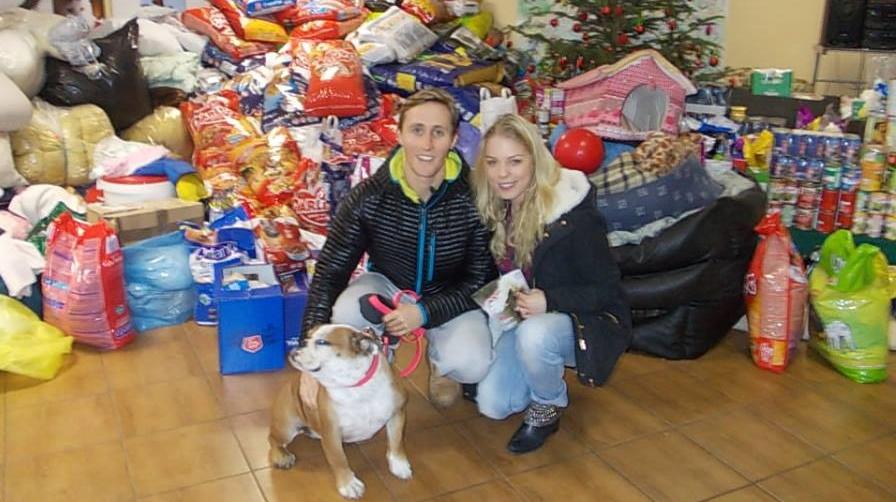 Ľudia na Vianoce darovali Slobode zvierat mnoho skvelých veci! Prišli aj známe tváre