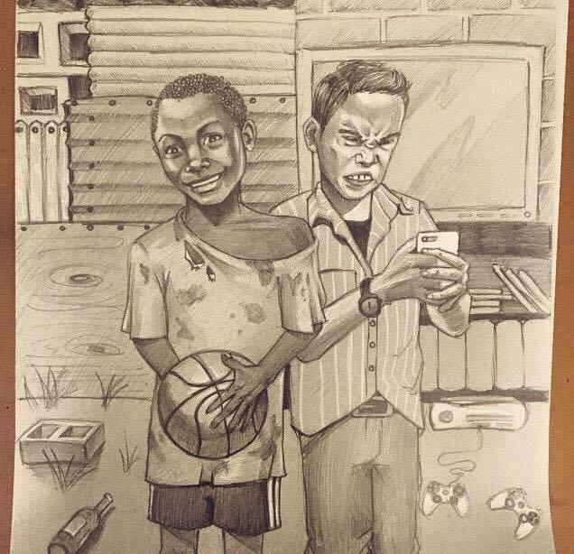 Tieto ilustrácie Vás chytia za srdce! Aké hodnoty má dnešná spoločnosť?