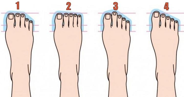 Vaše nohy o vás dokážu povedať viac, ako by ste si mysleli