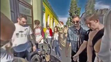 EGO – GTA – LIFESTYLE Prvý európsky rapový klip, ktorý bol natočený kamerou s 360 stupňovým záberom!
