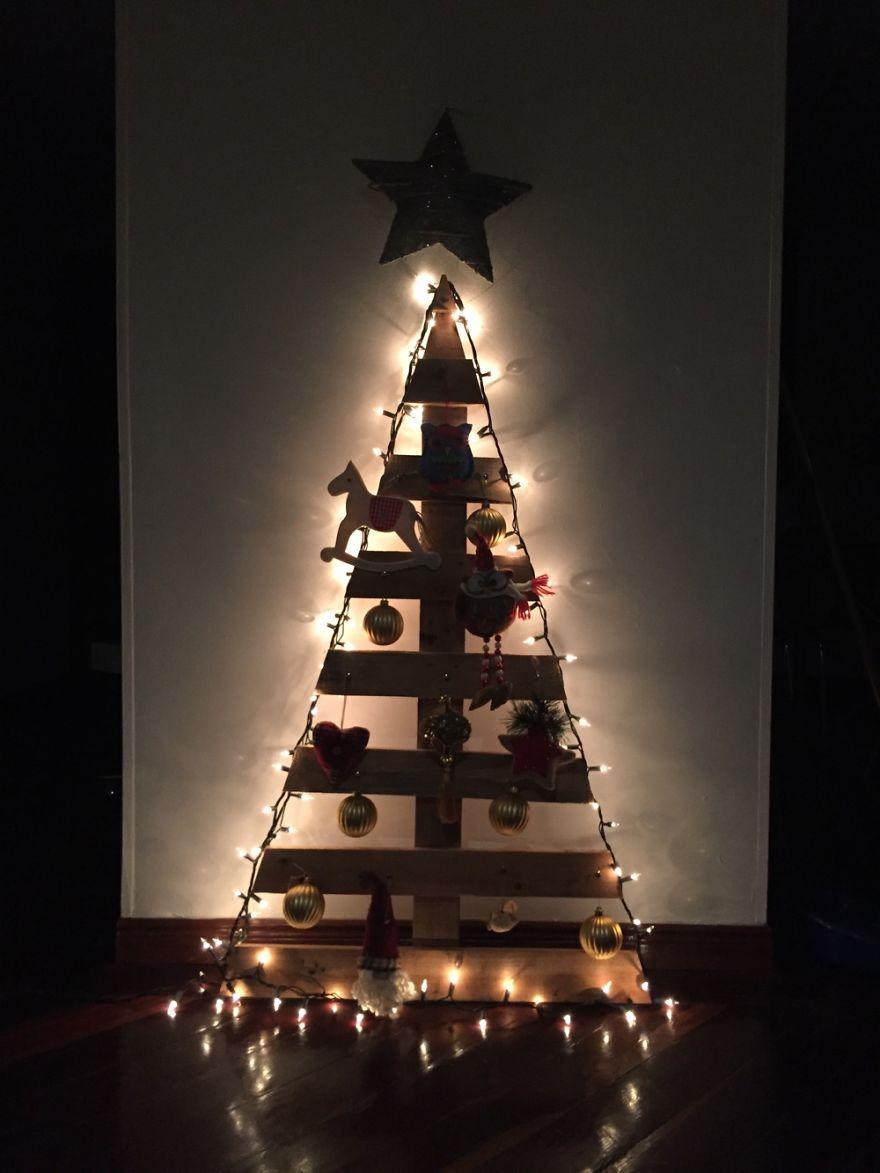 Túžite po neobyčajnom vianočnom stromčeku? Toto je 20 tých najkreatívnejších