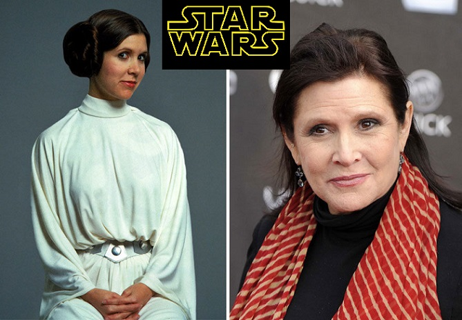 Čas nezastavíš: Takto sa rokmi zmenili herci zo Star Wars