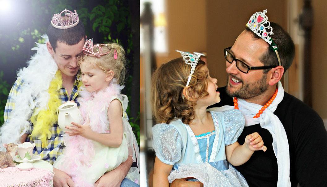 Oteckovia, ktorí pre svoje dcérky spravia všetko!