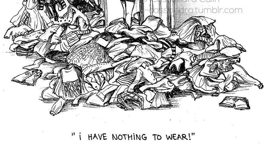 Komicky ilustrované každodenné problémy žien z celého sveta