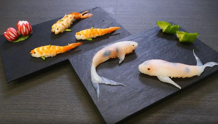Návod, ako si pripraviť dobre vyzerajúce sushi!