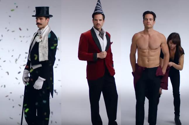 Ako sa rokmi menila pánska silvestrovská móda a čo letí teraz? VIDEO