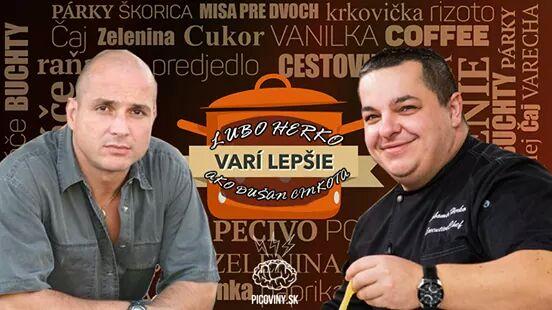 """""""Fetujúci"""" Slovenský kuchár z telerána baví internet! Pozrite sa na vtipné obrázky!"""