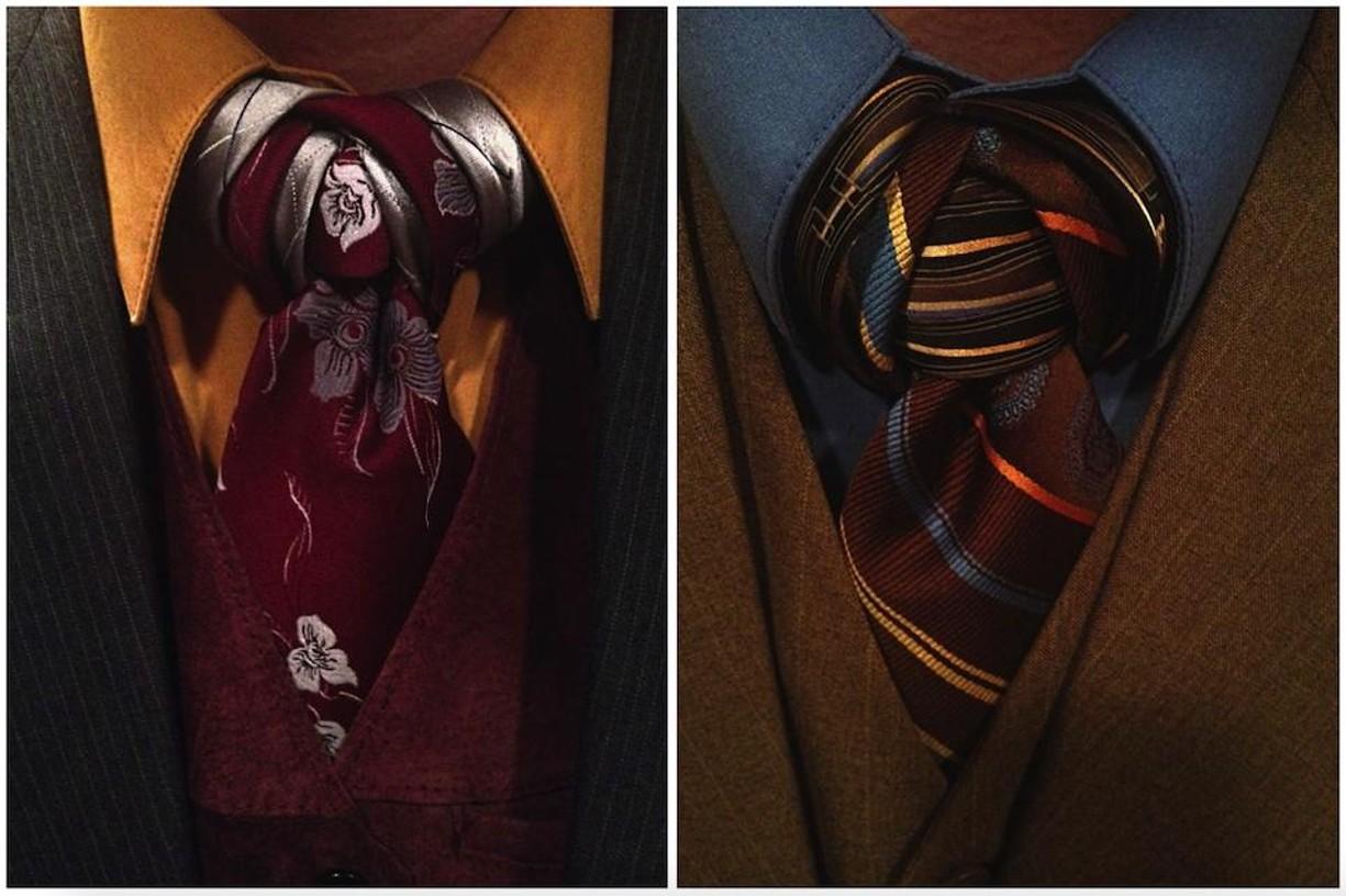 Páni vyniknite na plese vďaka štýlovým uzlom na kravatách!
