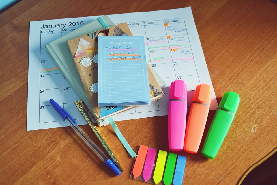 Ako si zorganizovať čas na učenie a efektívne ho využiť?