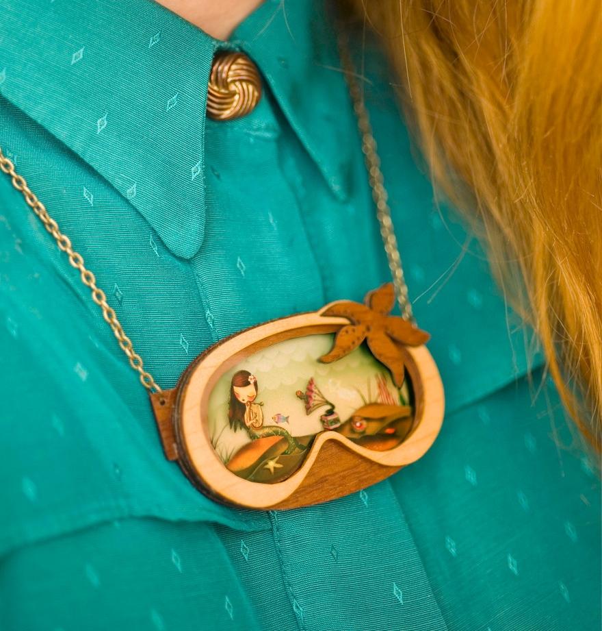 Nová značka šperkov je inšpirovaná rozprávkami
