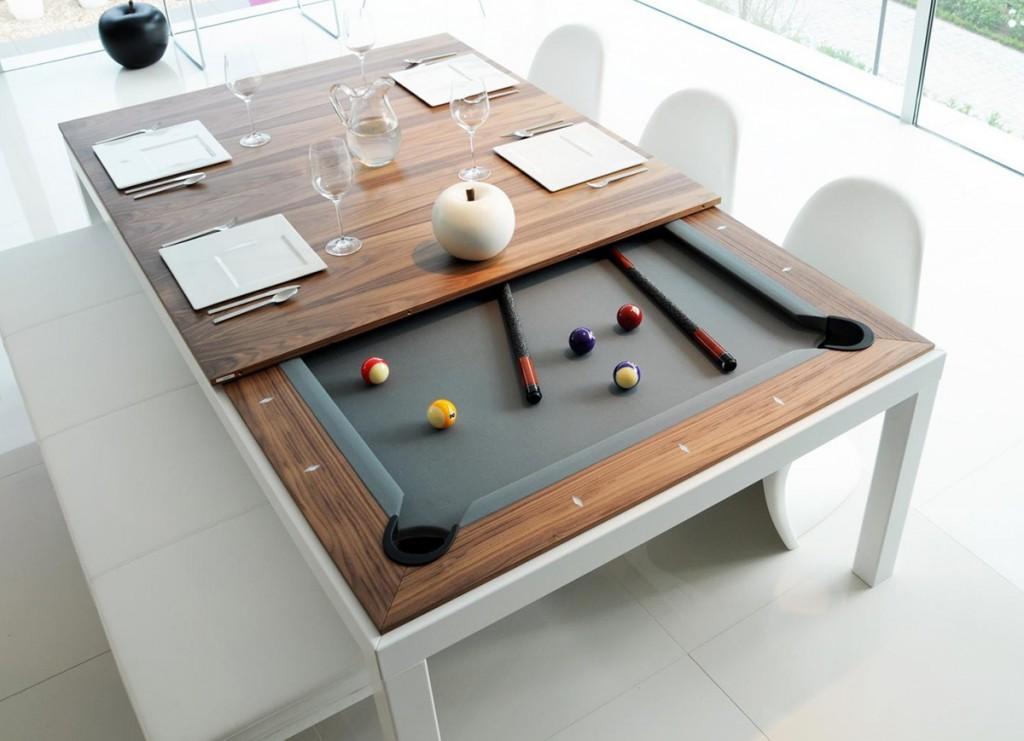 Nábytok budúcnosti: Jeden kus nábytku jednoducho pretransformujete do viacerých a ušetríte tým priestor i peňaženku