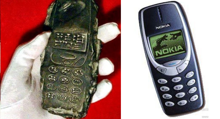 Objavili predchodcu Nokie 3310? Aké teórie za tým stoja?