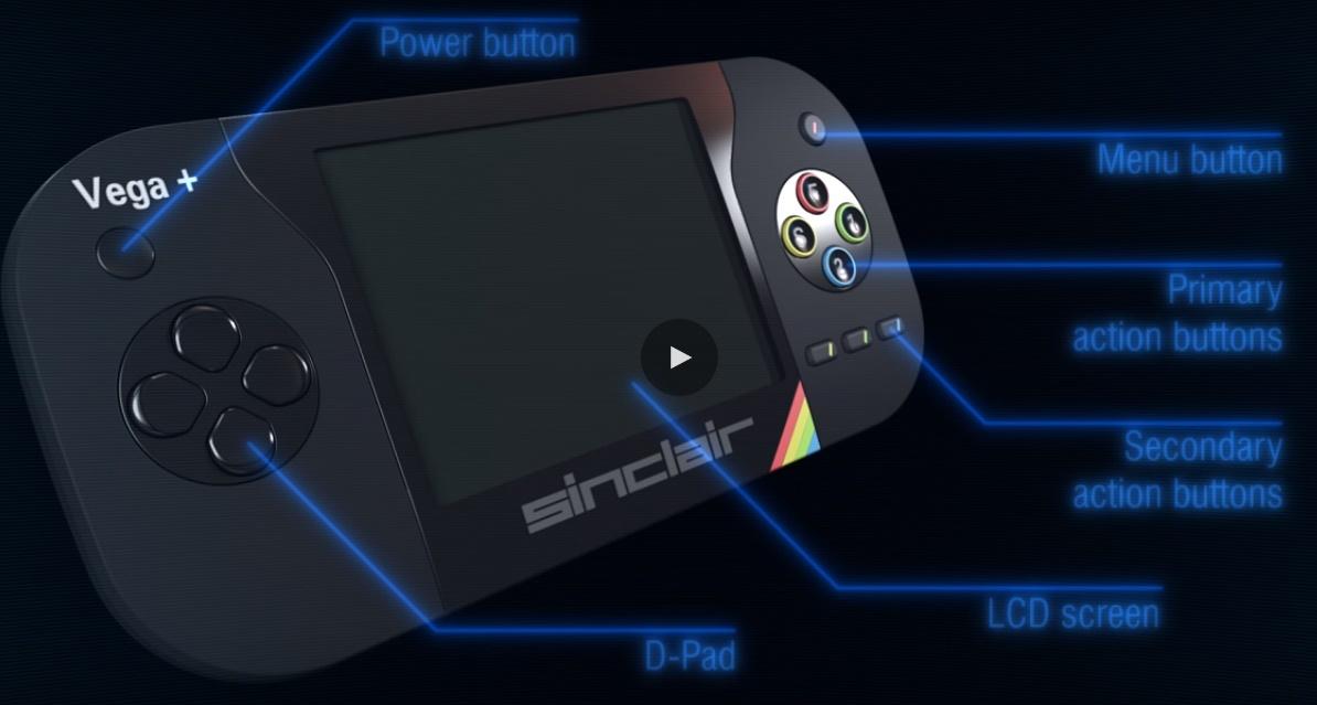 ZX Spectrum Vega+ so 14 tisíc hrami možno zaujme aj teba!