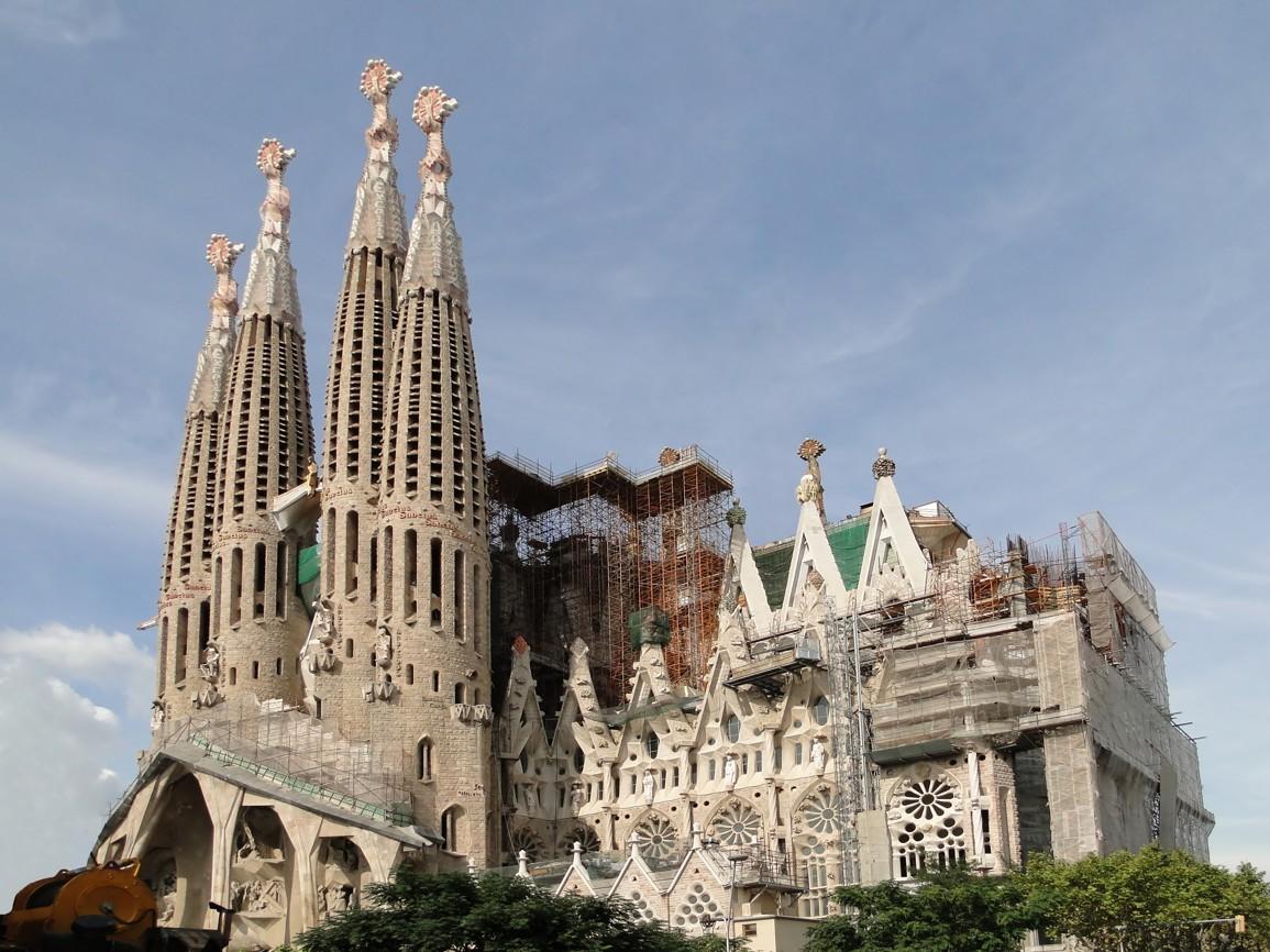 Pozrite sa, ako bude vyzerať Sagrada Familia v roku 2026