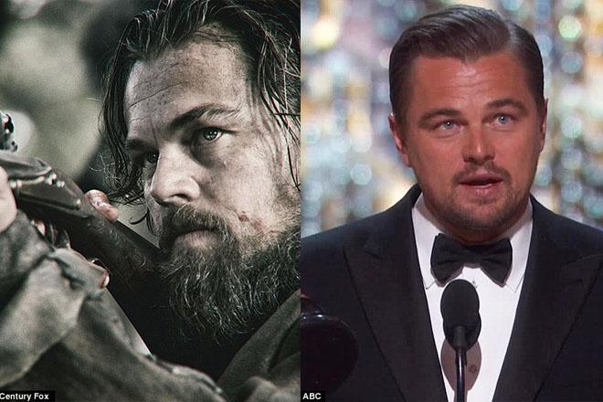 Leonardo DiCaprio získal svojho prvého Oscara!