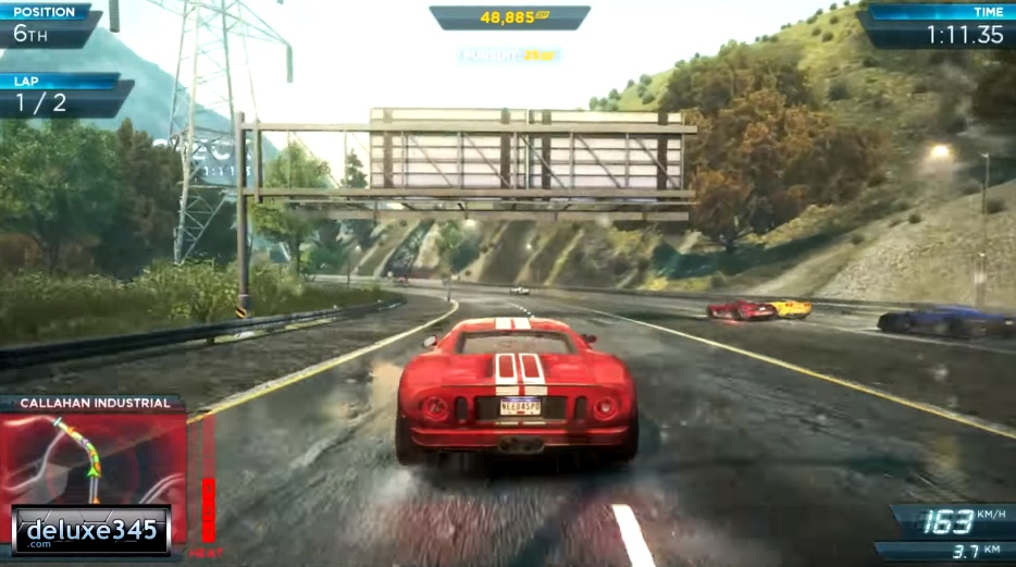 Need for Speed Most Wanted je zadarmo k stiahnutiu