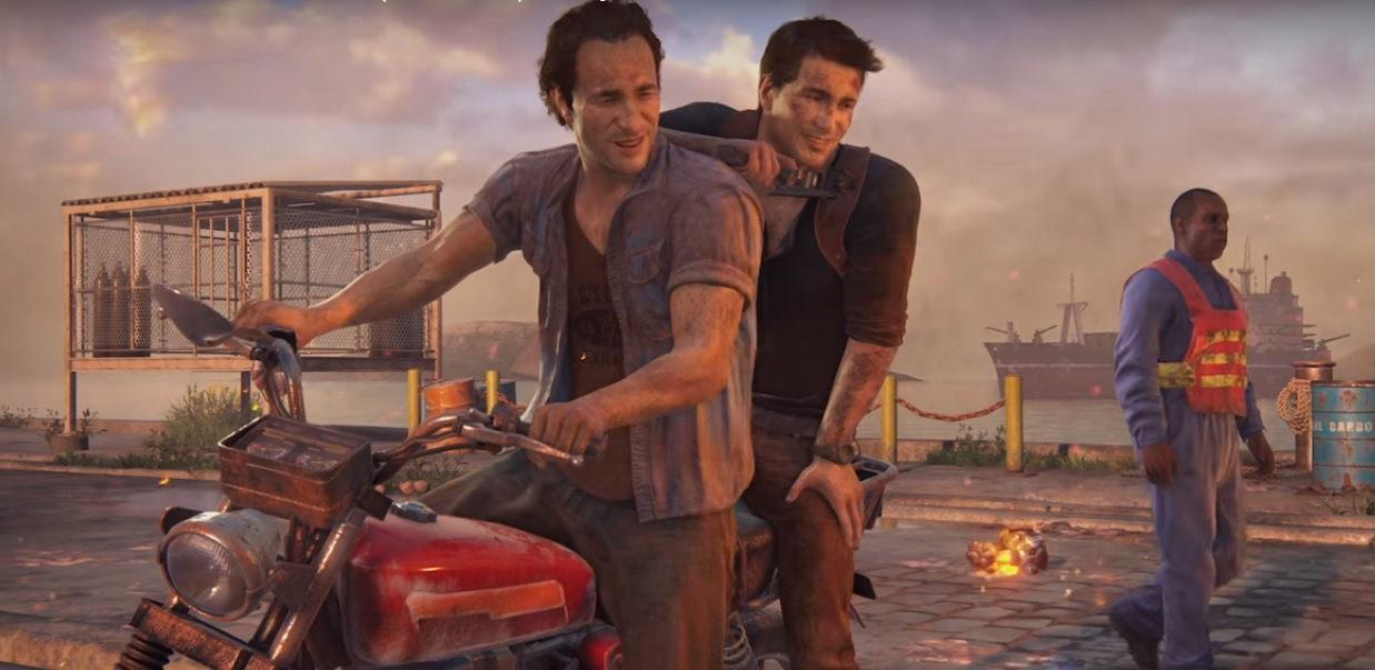 Top grafika, perfektný dej a neustála akčnosť = Uncharted 4. Presvedčí vás o tom tento trailer?