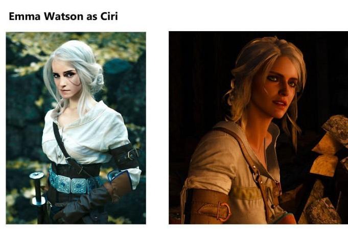 Ako by to vyzeralo, keby hra Witcher 3 bola filmom spoločnosti HBO