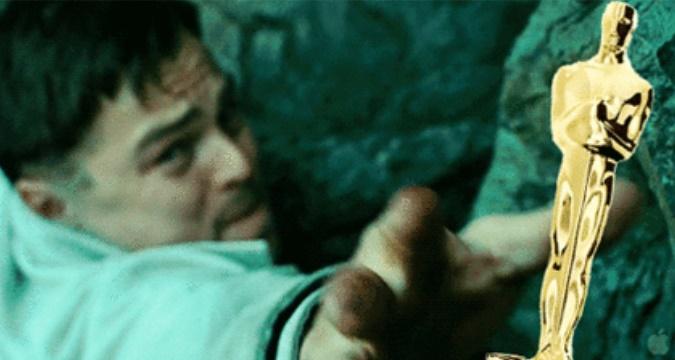 Na týchto gifoch s DiCapriom sa zabáva celý svet. Ktorý vás pobavil najviac?