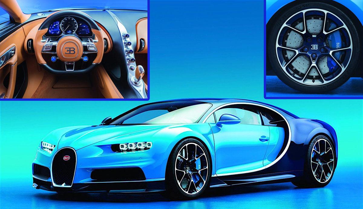 Bugatti Chiron – Športový automobil s prívlastkom NAJ!
