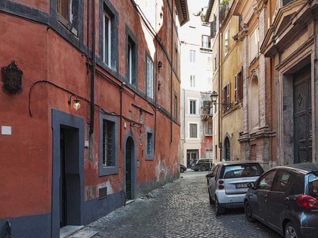 Architekt Marco Pierazzi vytvoril v srdci Ríma obdivuhodné majstrovské dielo!