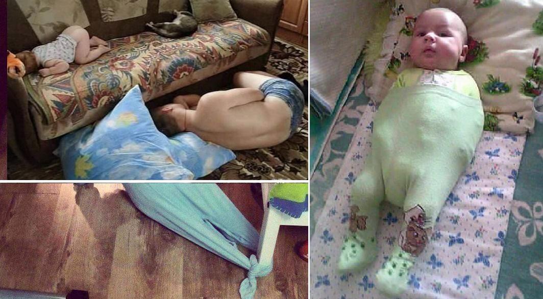 Týchto 10 vecí sa stane, ak ostane otec s dieťaťom doma sám! :-)